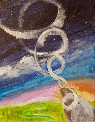 Cosmic Egg of Infinity