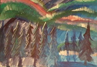 Celestial Trees