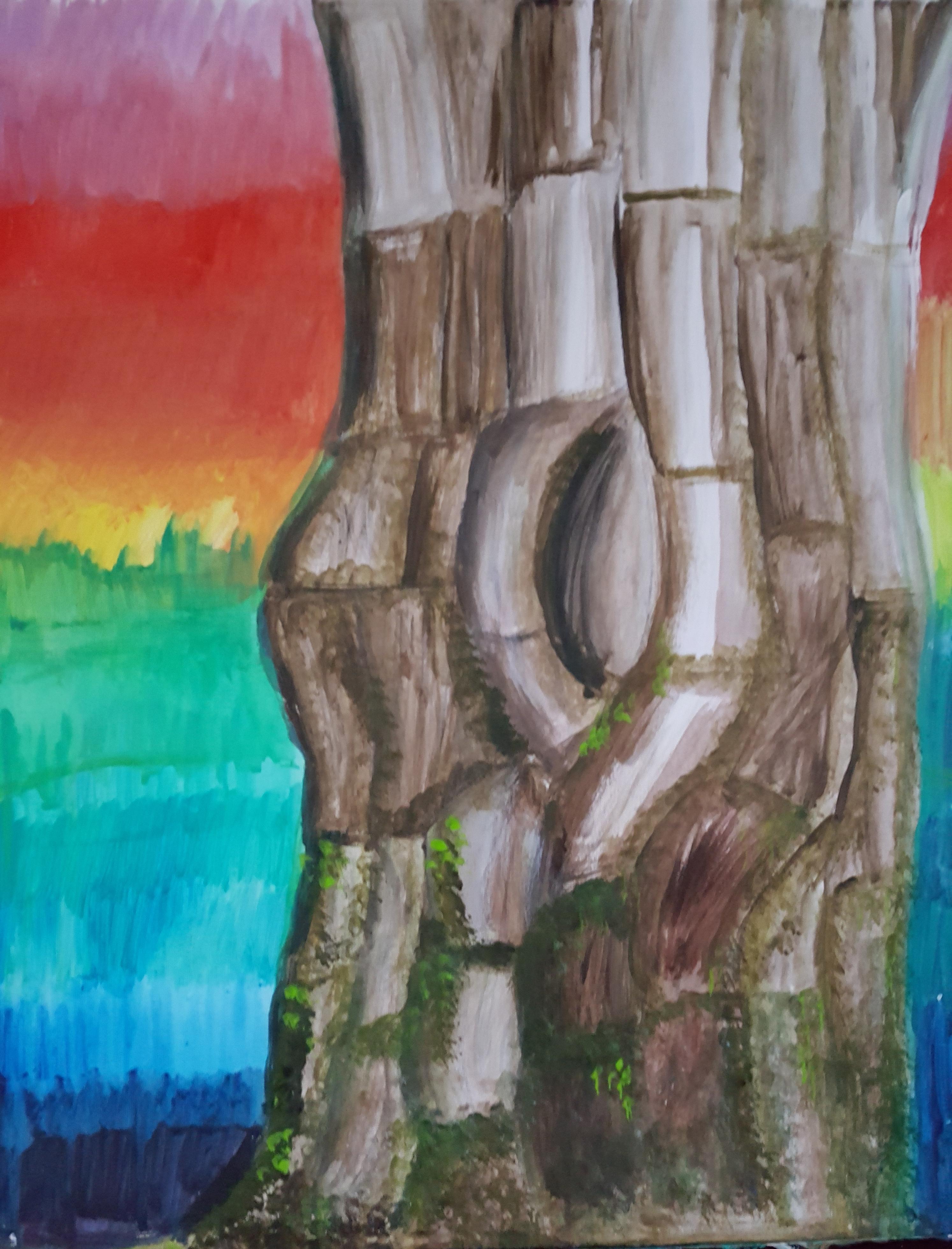 TreeWithSunset