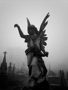 cemetary angels